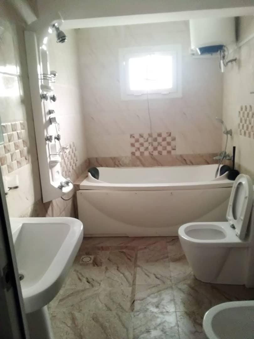 bien 1 toilette