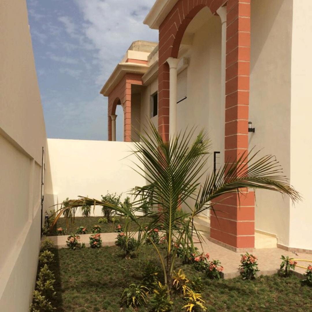 Belle villa R+1